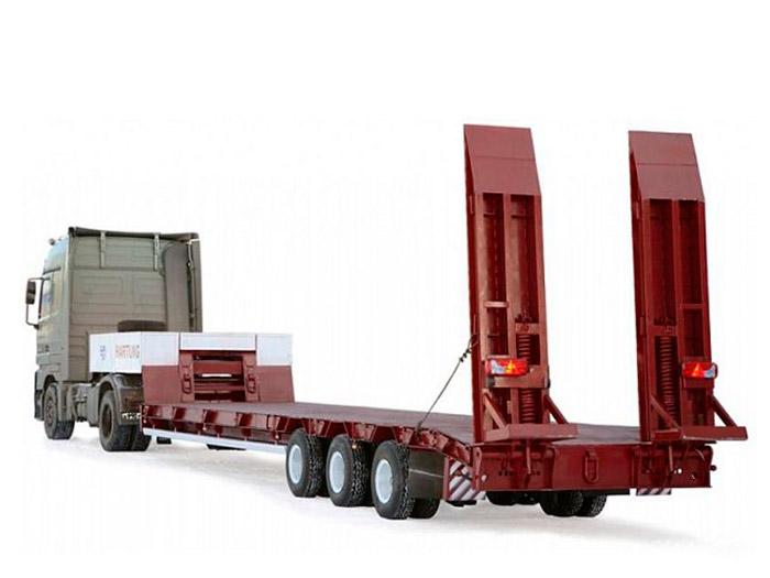 Трал до 40 тонн